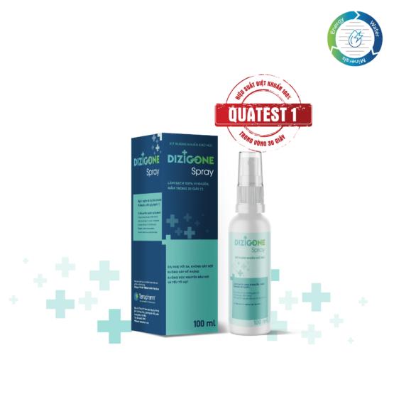 Xịt kháng khuẩn – khử mùi Dizigone Spray