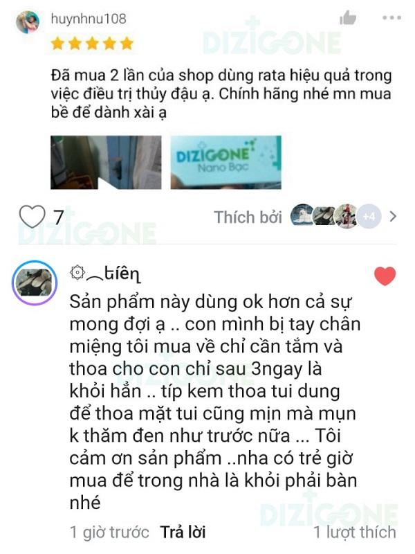 thuy dau tay chan mieng