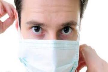 chỉ đeo khẩu trang có đủ phòng dịch corona virus