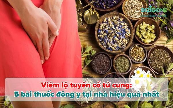 bai-thuoc-chua-viem-lo-tuyen bài thuốc chữa viêm lộ tuyến