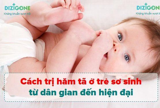 10+ Cách trị hăm tã ở trẻ sơ sinh từ dân gian đến hiện đại