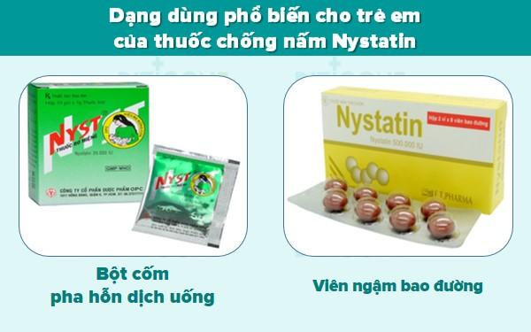 thuoc-nam-mieng-nystatinthuốc nấm miệng Nystatin