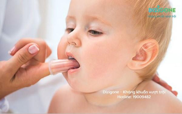viêm lợi trùm ở trẻ emviem-loi-trum-o-tre-em